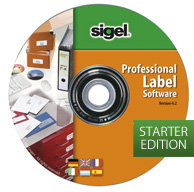 SIGEL Professional Label Software Starter-Edition