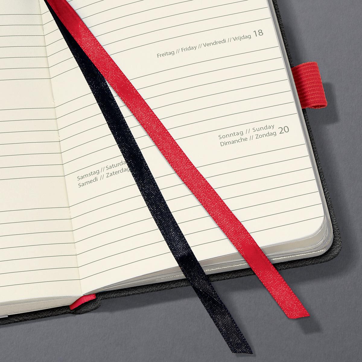Wochenkalender Conceptum 2019 D Gb F Nl Design Vintage