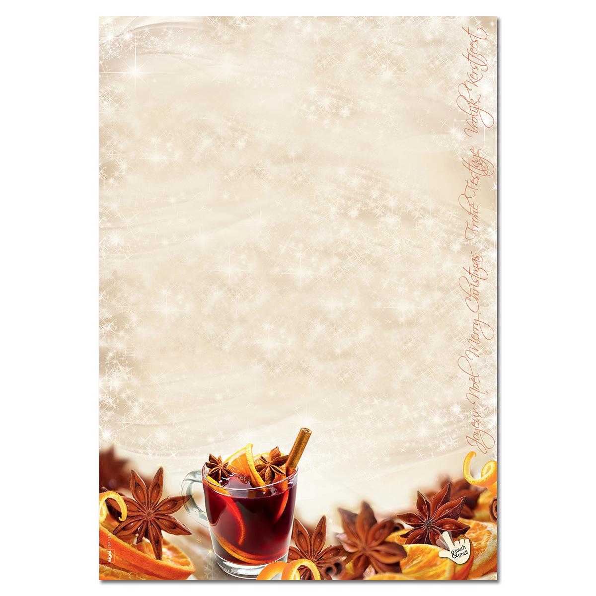 Motivpapier Weihnachten.Weihnachts Motiv Papier Sigel