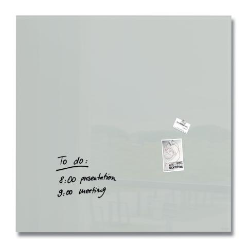 GL203-W-Glasmagnetboard-artverum-grey