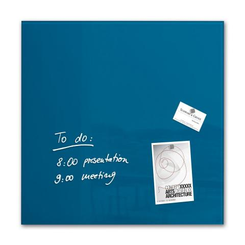 GL252-W-Glasmagnetboard-artverum-petrolblue