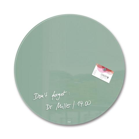GL291-W-Glasmagnetboard-artverum-Smoky-Green
