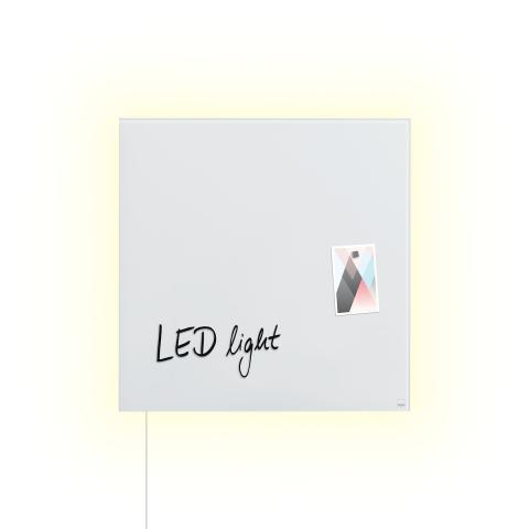 GL401-W-LED-Glasmagnetboard-artverum-white