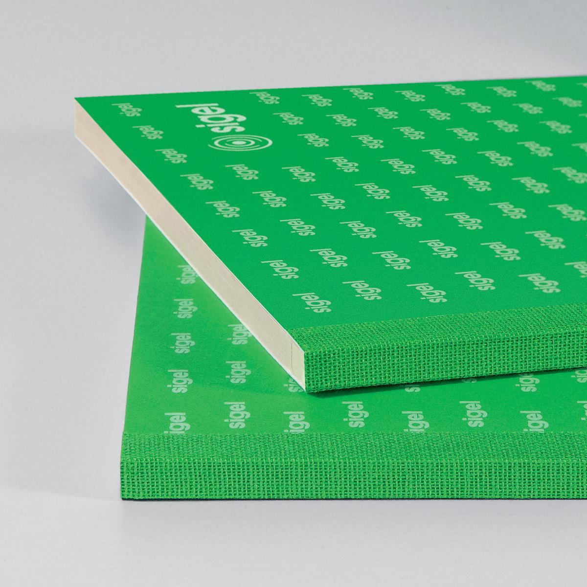"sigel Formularbuch /""Kurzbrief/"" 2//3 A4 selbstdurchschreibend 50 Blatt"