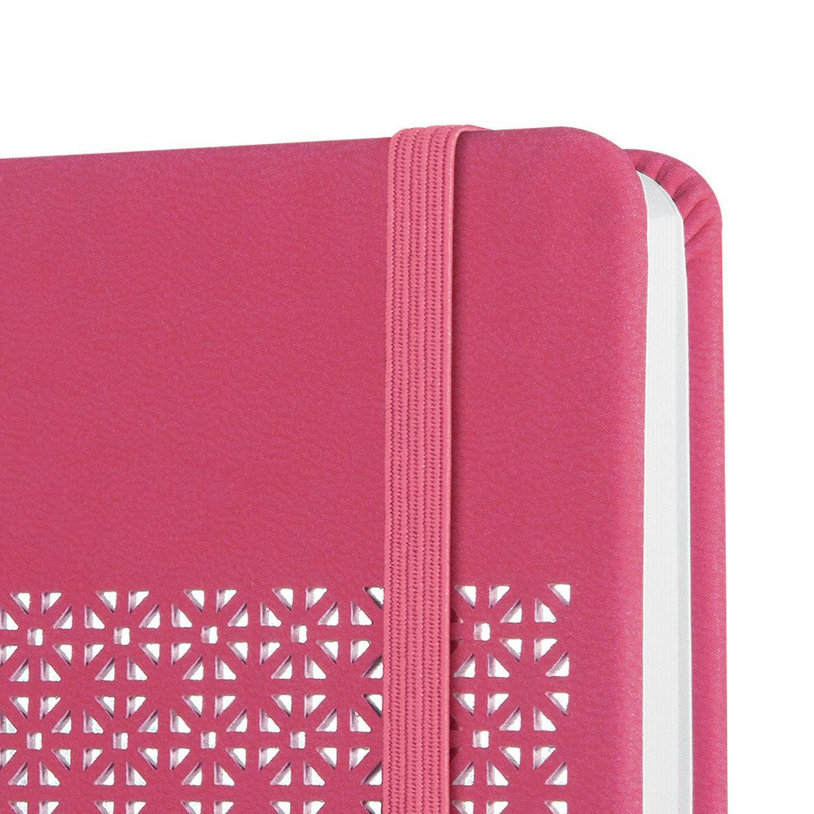 Sigel Wochenkalender J0206 Jolie 2020 peacock pink Hardcover ca A6 Buchkalender
