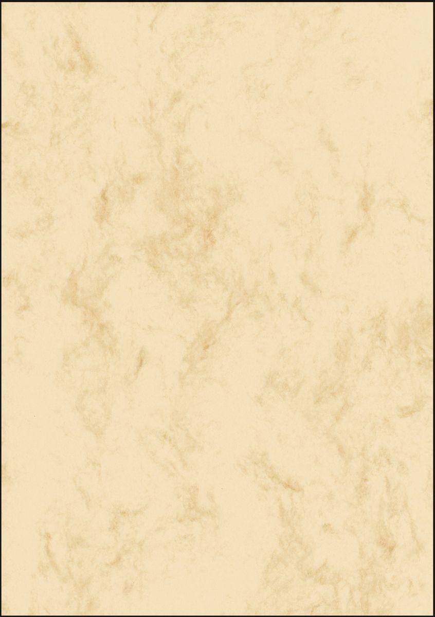 MARMOR BLAU 100 Blatt Motivpapier DIN A5 90g//m²