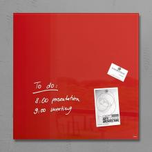 GL114-Glasmagnetboard-artverum-red