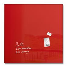GL202-W-Glasmagnetboard-artverum-red