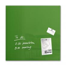 GL253-W-Glasmagnetboard-artverum-green