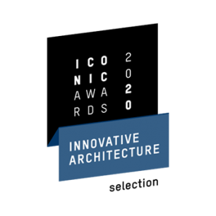 Award Auszeichnung Iconic Awards 2020 Innovative Architecture